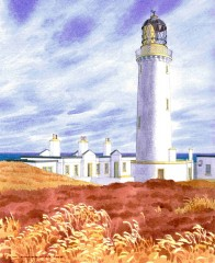 19 - Mull of Galloway Lighthouse, Wigtonshire