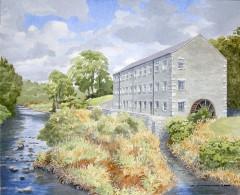 27 - Mill on the Fleet, Gatehouse of Fleet
