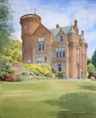 28 - Threave House, Castle Douglas