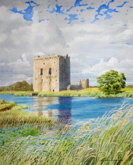 21 - Threave Castle and River Dee